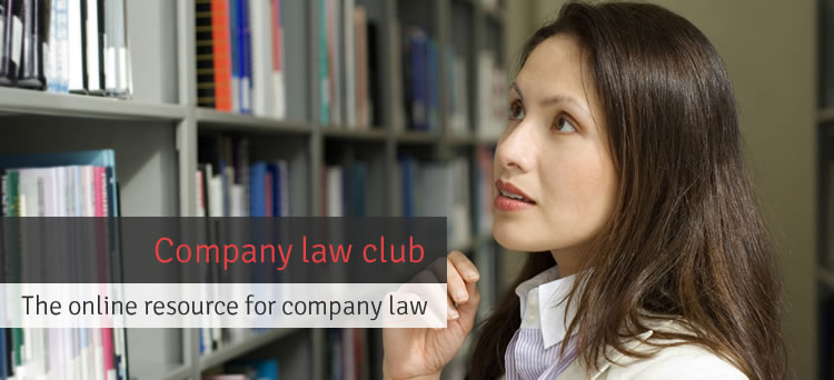 Company Law Club